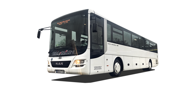 MAN Lion's Intercity - Coach Charter - Bus Rental Germany and Europe!