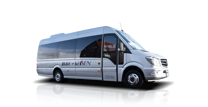 Sprinter Transfer - Bus Charter - Coach Hire Germany and Europe!